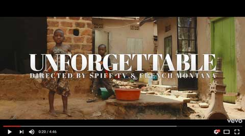 Unforgettable-official-video-French-Montana