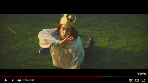 kasabian-Ill-Ray-The-King-videoclip
