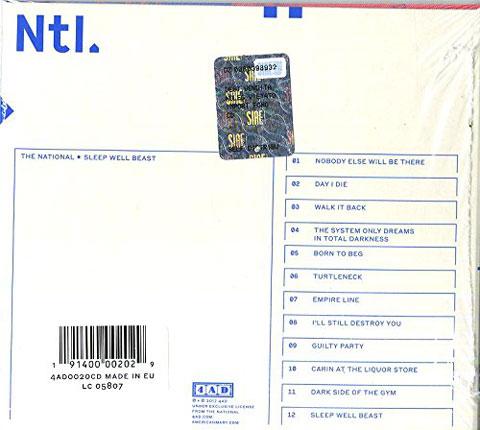 copertina-lato-b-album-Sleep-Well-Beast-the-national