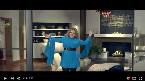 love-so-soft-videoclip-kelly-Clarkson