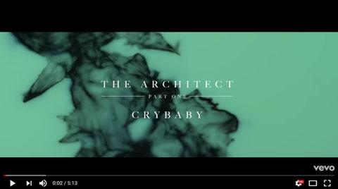 Crybaby-videoclip