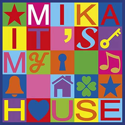 Its My House-cover-mika