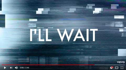 lyric-video-wait