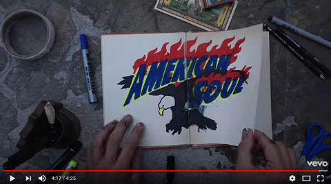 American-Soul-Lyric-Video