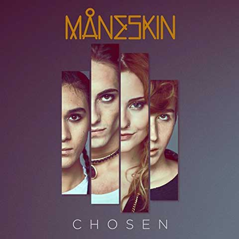 Chosen-cover-Maneskin