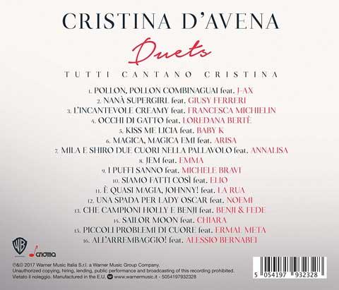 Duets-Tutti-Cantano-Cristina-lato-b-copertina