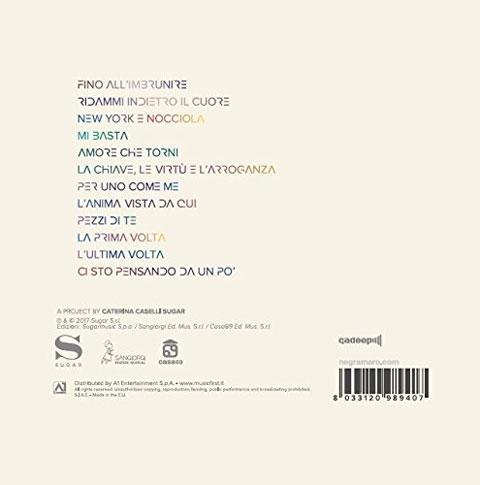 album negramaro amore che torni