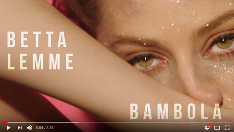 bambola-official-video