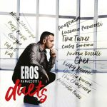 "Eros Ramazzotti – in uscita l'album di duetti ""Eros Duets"": tracklist"