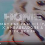 "Machine Gun Kelly, X Ambassadors & Bebe Rexha per la colonna sonora di ""Bright"" nel nuovo singolo ""Home"": audio, testo e traduzione + video"