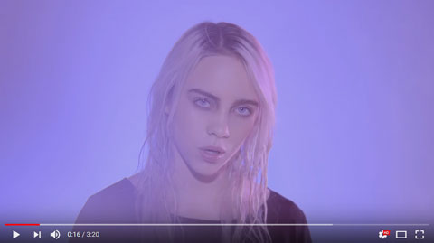 ​ocean-eyes-videoclip-Billie-Eilish