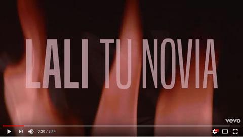 tu-novia-official-video