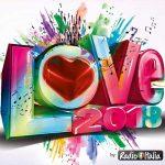 """E' uscita la compilation degli innamorati """"Radio Italia Love 2018"""": tracklist + concorso instant win"""