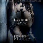 Julia Michaels: ascolta Heaven dalla colonna sonora di Cinquanta Sfumature di Rosso + testo e traduzione + video