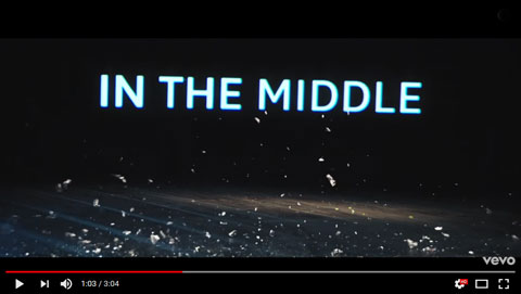 in-the-middle-lyric-video
