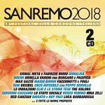 Sanremo 2018 compilation, l'album con le canzoni in 2 CD