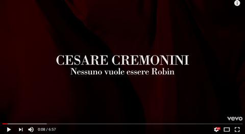 Nessuno-Vuole-Essere-Robin-official-video