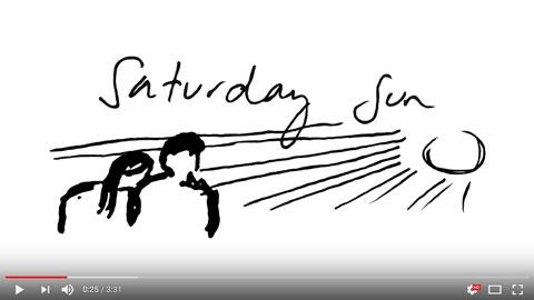 Saturday-Sun-lyric-video-Vance-Joy