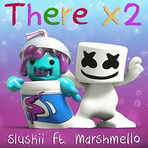 Slushii-There-x2-cover