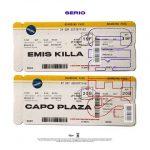 Emis Killa: ascolta la nuova canzone Serio feat. Capo Plaza + testo + video