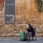 """Luca Barbarossa omaggia la capitale con il nuovo album di inediti """"Roma E' De Tutti"""": info, tracklist e audio delle canzoni"""
