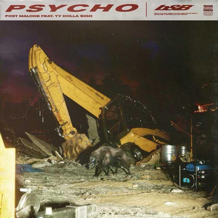 copertina-Psycho-Post-Malone