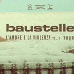Baustelle – i concerti nel 2018: annunciate le prime date del tour