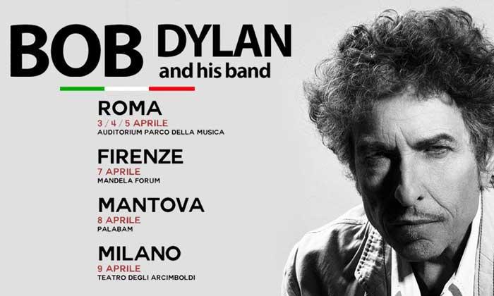 locandina-bob-dylan-tour-2018