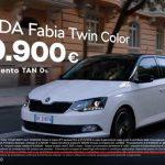 Spot ŠKODA Fabia Twin Color con SmartLink+: titolo canzone della pubblicità