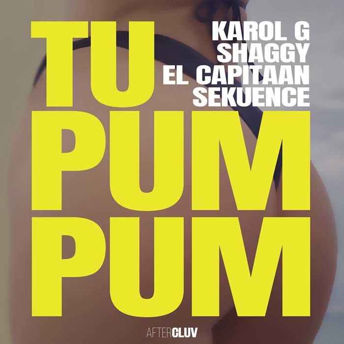 copertina-Tu-Pum-Pum-karol-g-shaggy
