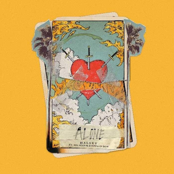 copertina-alone-remix-halsey