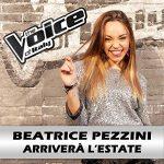 """Beatrice Pezzini – """"Arriverà l'estate"""" è l'inedito a The Voice of Italy 2018: audio e testo"""