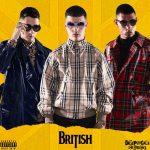 Dark Polo Gang – British: audio e testo del nuovo brano