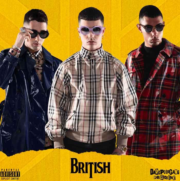 British-copertina