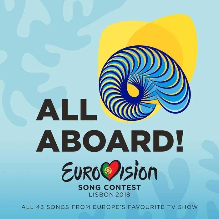 copertina-album-Eurovision-Song-Contest-2018