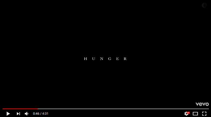 Hunger-official-video