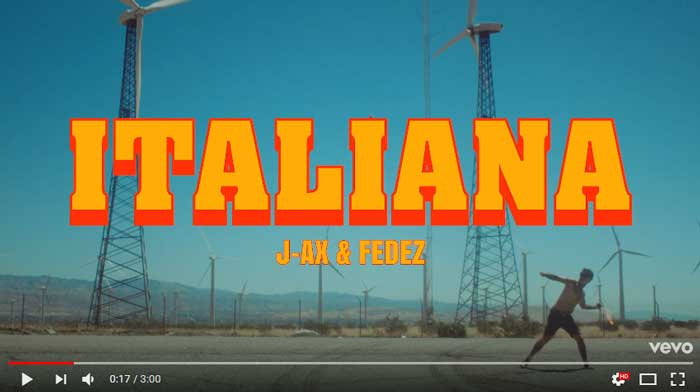italiana-video-ufficiale
