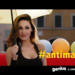 Spot Genius di Biancaluna – Anna Tatangelo ancora testimonial nella nuova pubblicità