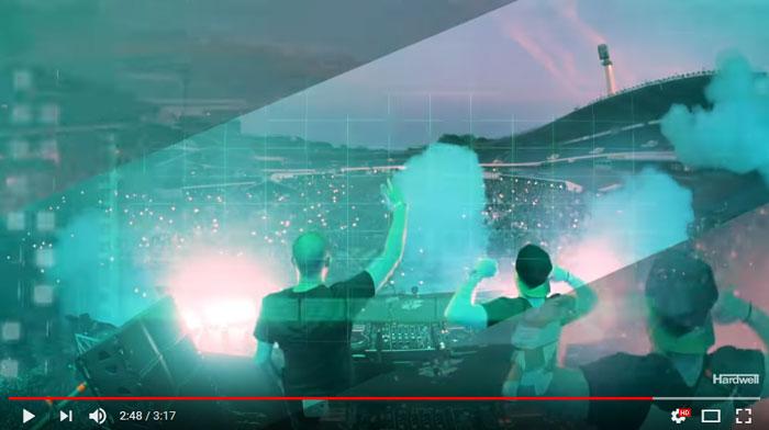 Shine-A-Light-videoclip