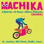 Sfera Ebbasta & G-Eazy nel remix di Machika di J Balvin feat. Jeon, Duki, MC Fioti & Anitta: audio, testo e traduzione