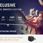 Pubblicità Wind All Inclusive Wind music awards edition: titolo canzone del nuovo spot