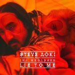 Steve Aoki – Lie To Me feat. Ina Wroldsen: audio, testo e traduzione