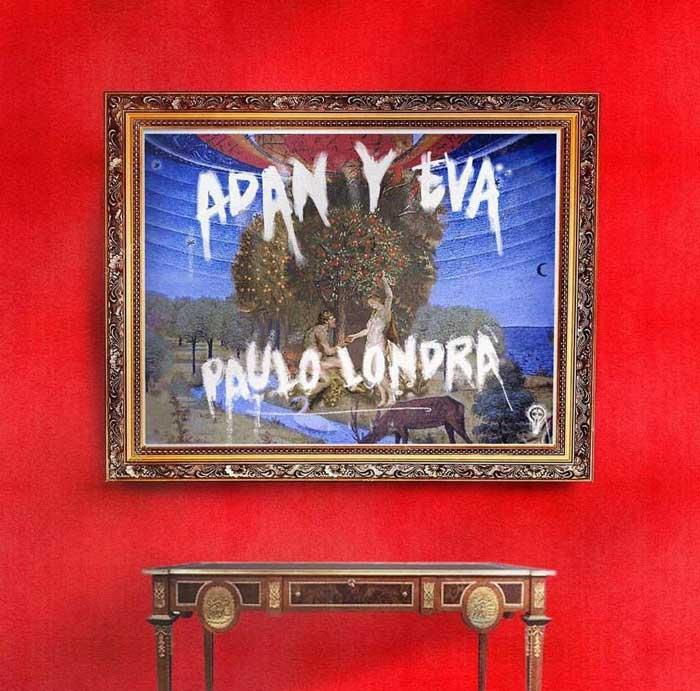 copertina singolo Adan y Eva
