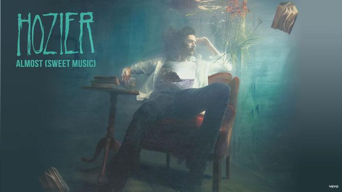 copertina Almost Sweet Music
