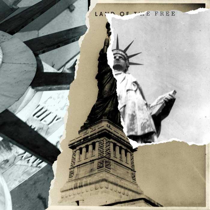 copertina brano Land Of The Free