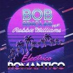 copertina brano electrico romantico