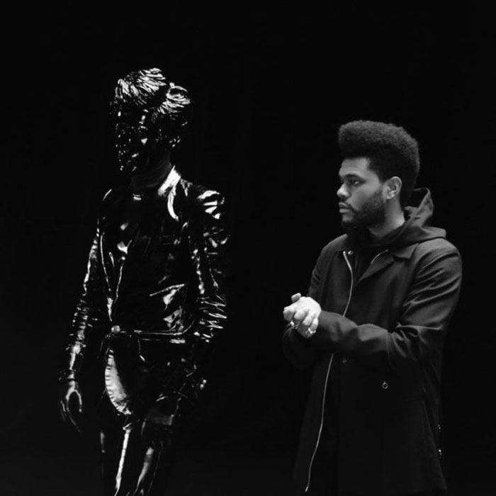 Gesaffelstein e The Weeknd