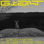 copertina brano giant di Calvin Harris e Rag'n'Bone Man