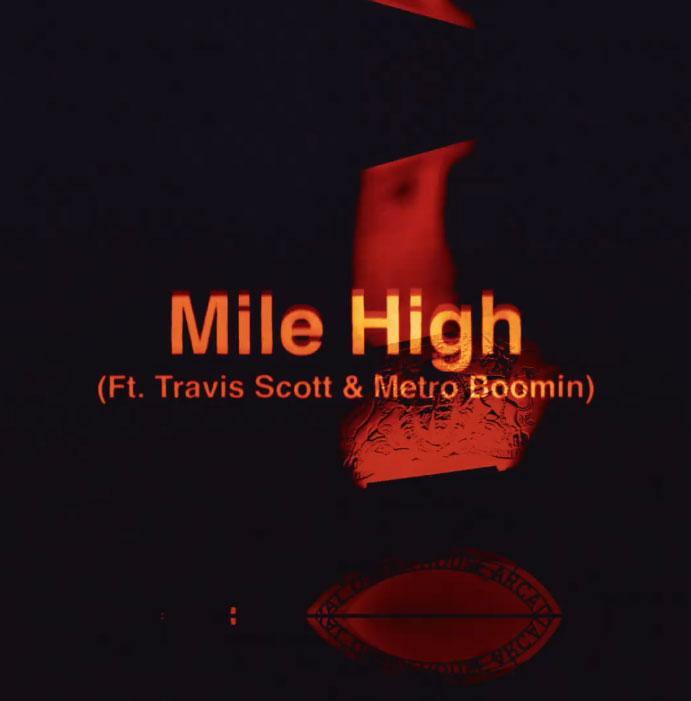 copertina Mile High