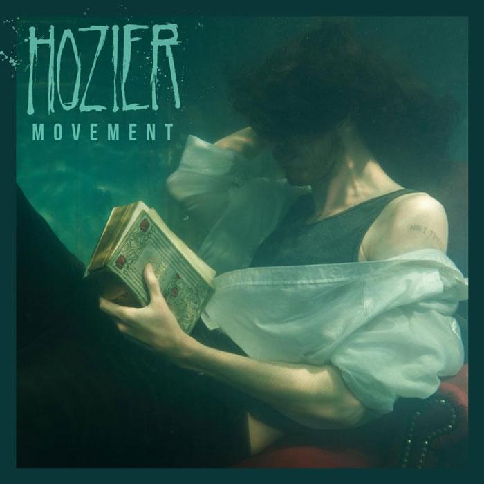 la copertina del singolo movement